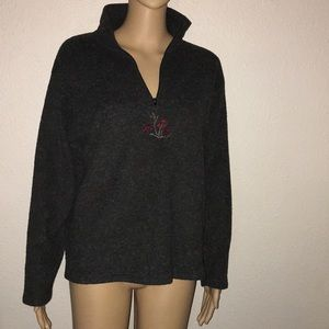 Vintage Victoria's Secret Country sweater
